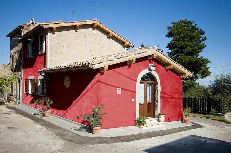 Casa Rossa Italian Village Vacation